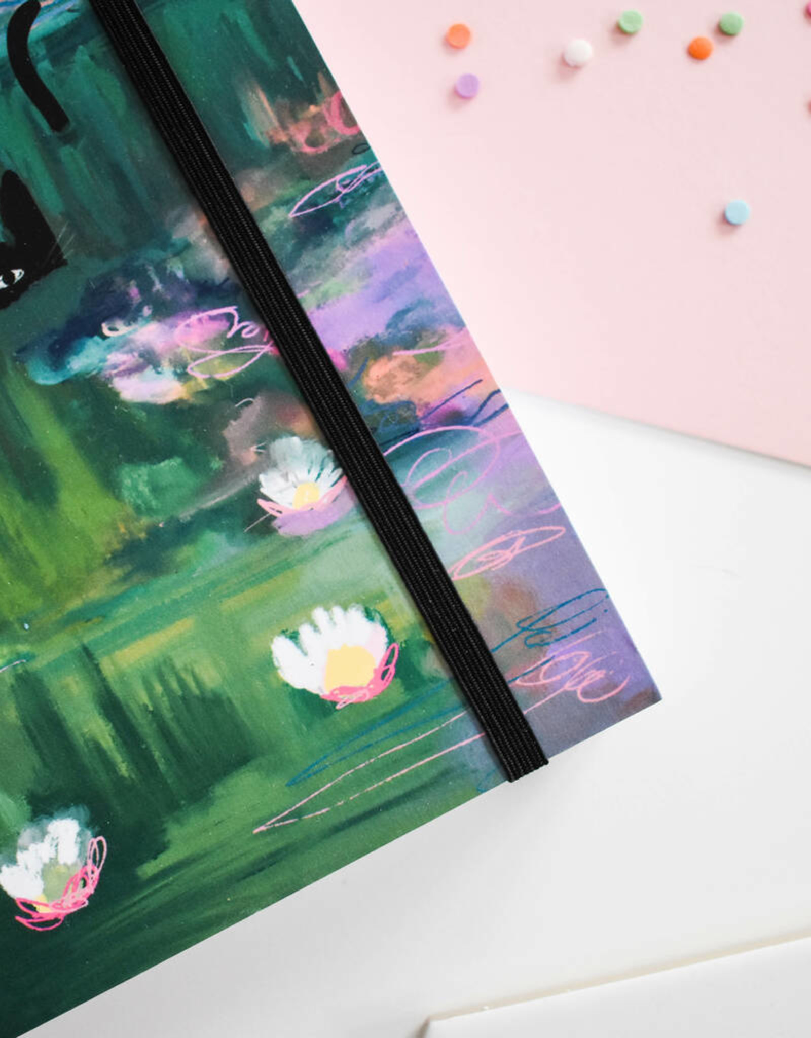 Niaski Niaski - Claws monet - sketchbook