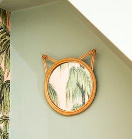Sass & Belle Sass & Belle - rotan katten spiegel