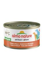 Almo Nature Almo Nature HFC Natvoer - Natural - Kip en Tonijn