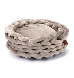 Beeztees Designed by Lotte- Kattenmand -ZIBA- Grijs