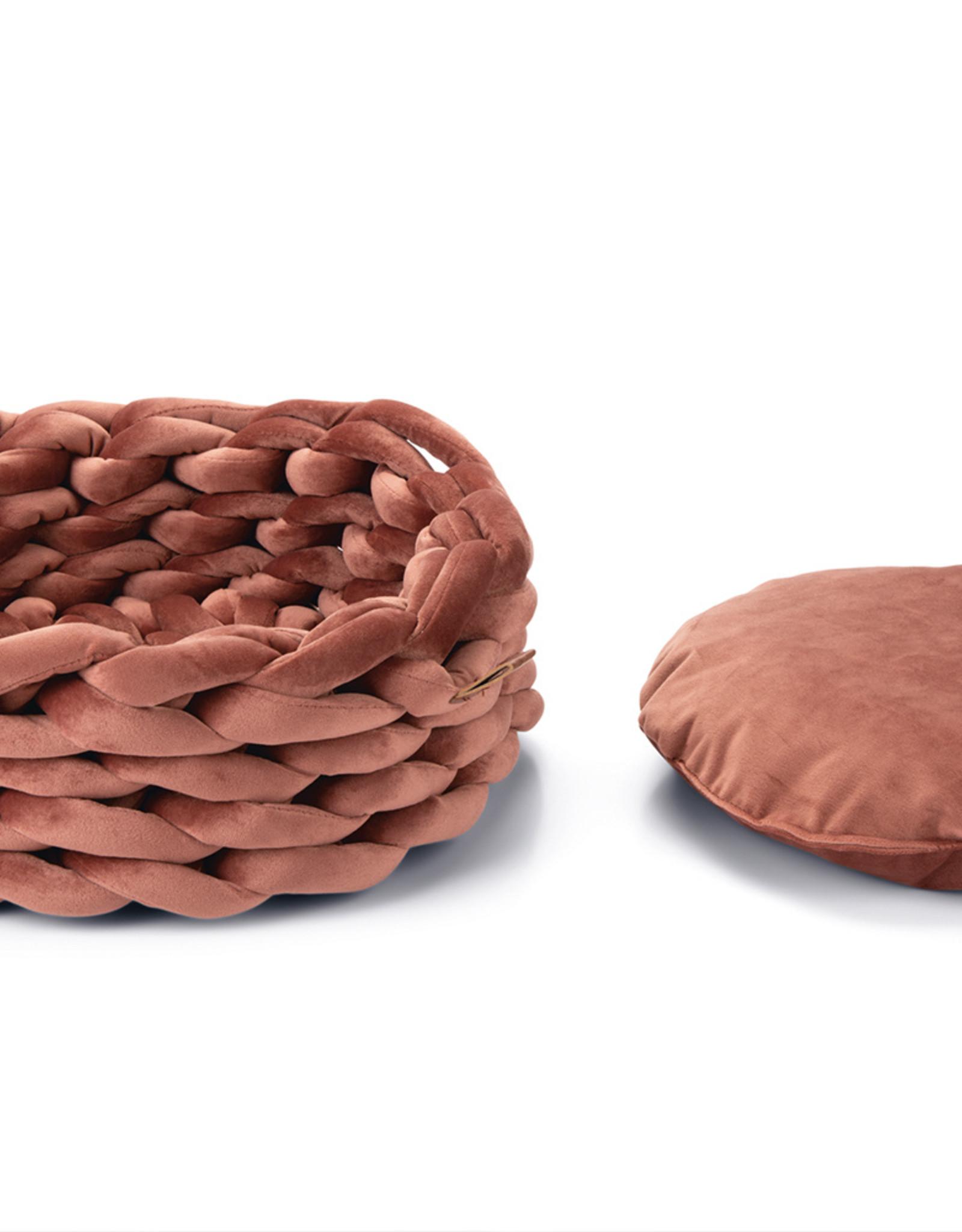 Beeztees Designed by Lotte- Kattenmand -ZIBA- Roze