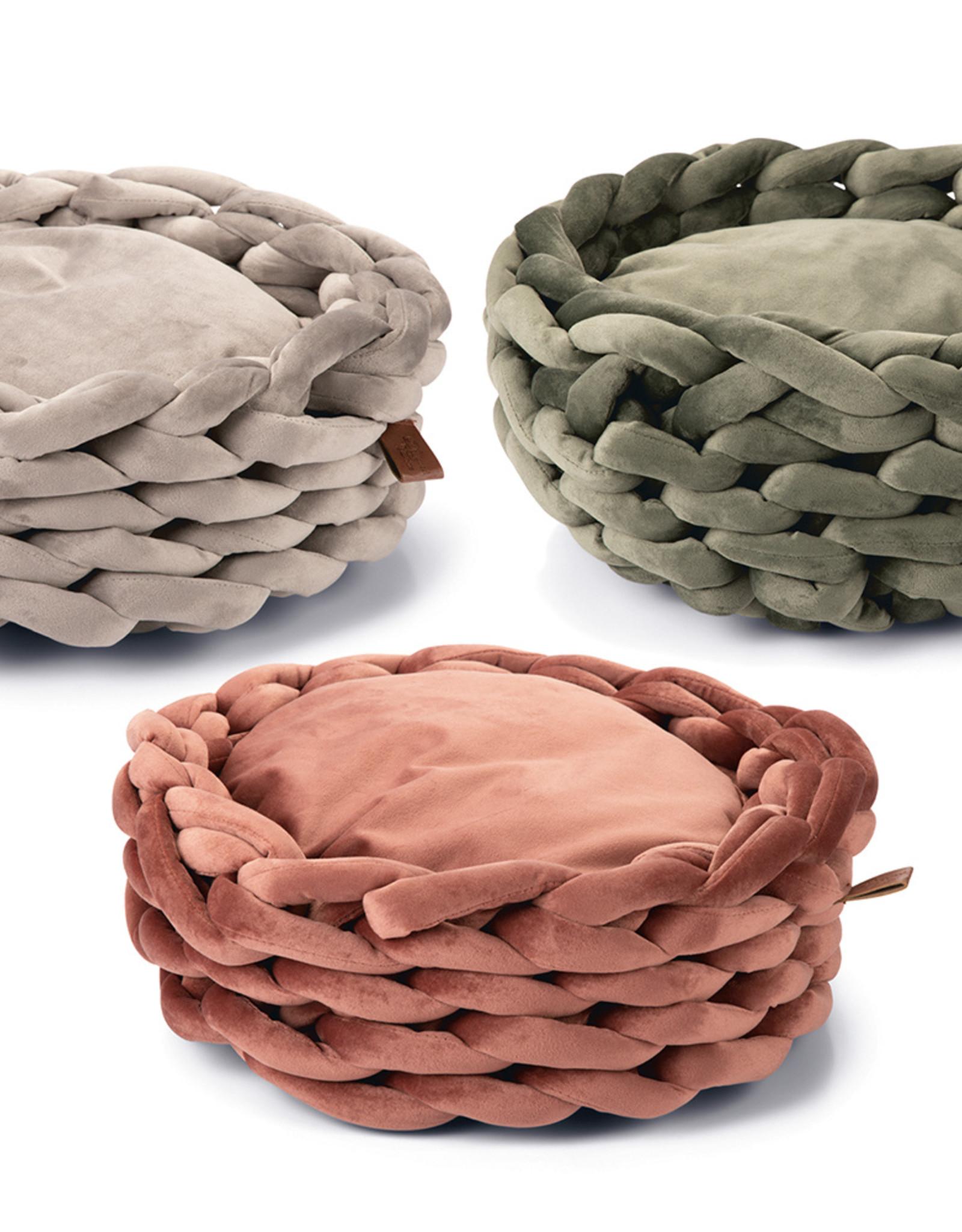 Beeztees Designed by Lotte- Kattenmand -ZIBA- Groen