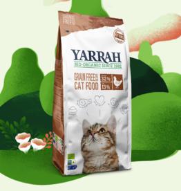 Yarrah Yarrah - Droogvoer Kat Graanvrij Bio 2,4 kg