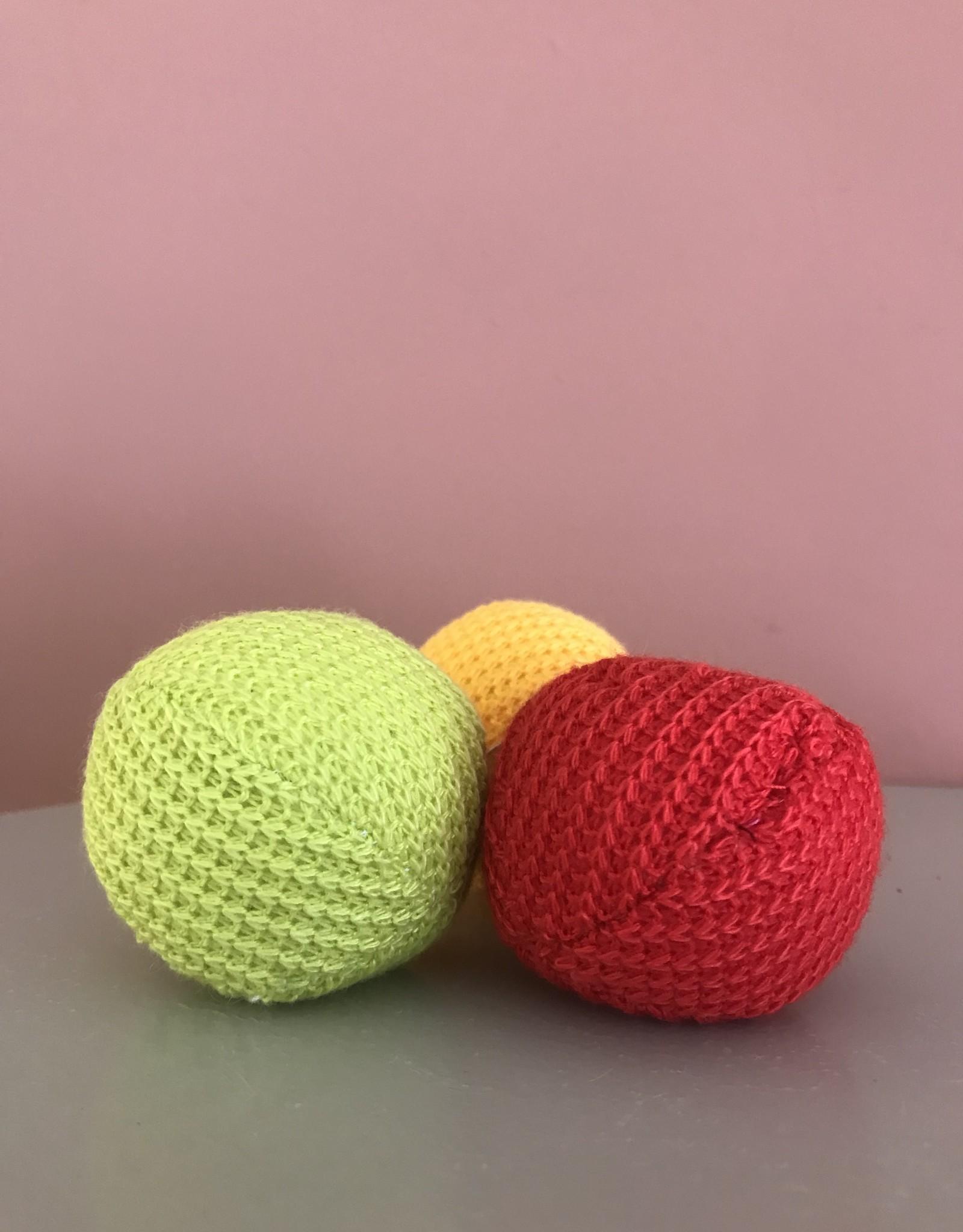 Trixie Crochet Balls