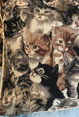 Wild Whiskers Kussen- Cats