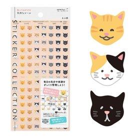 Midori Midori - Schedule Stickers- Feelings