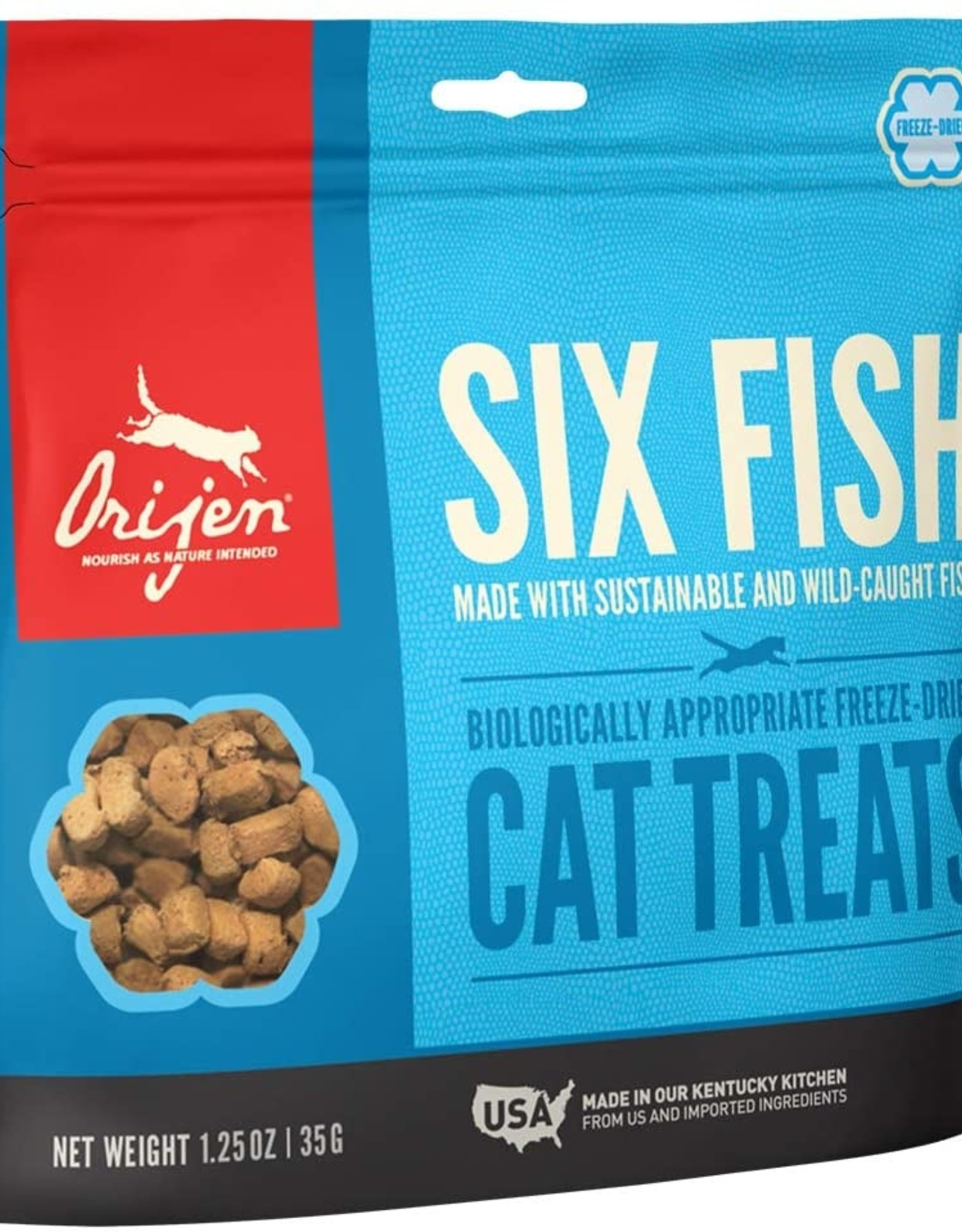 Orijen Orijen cat treats - Six Fish