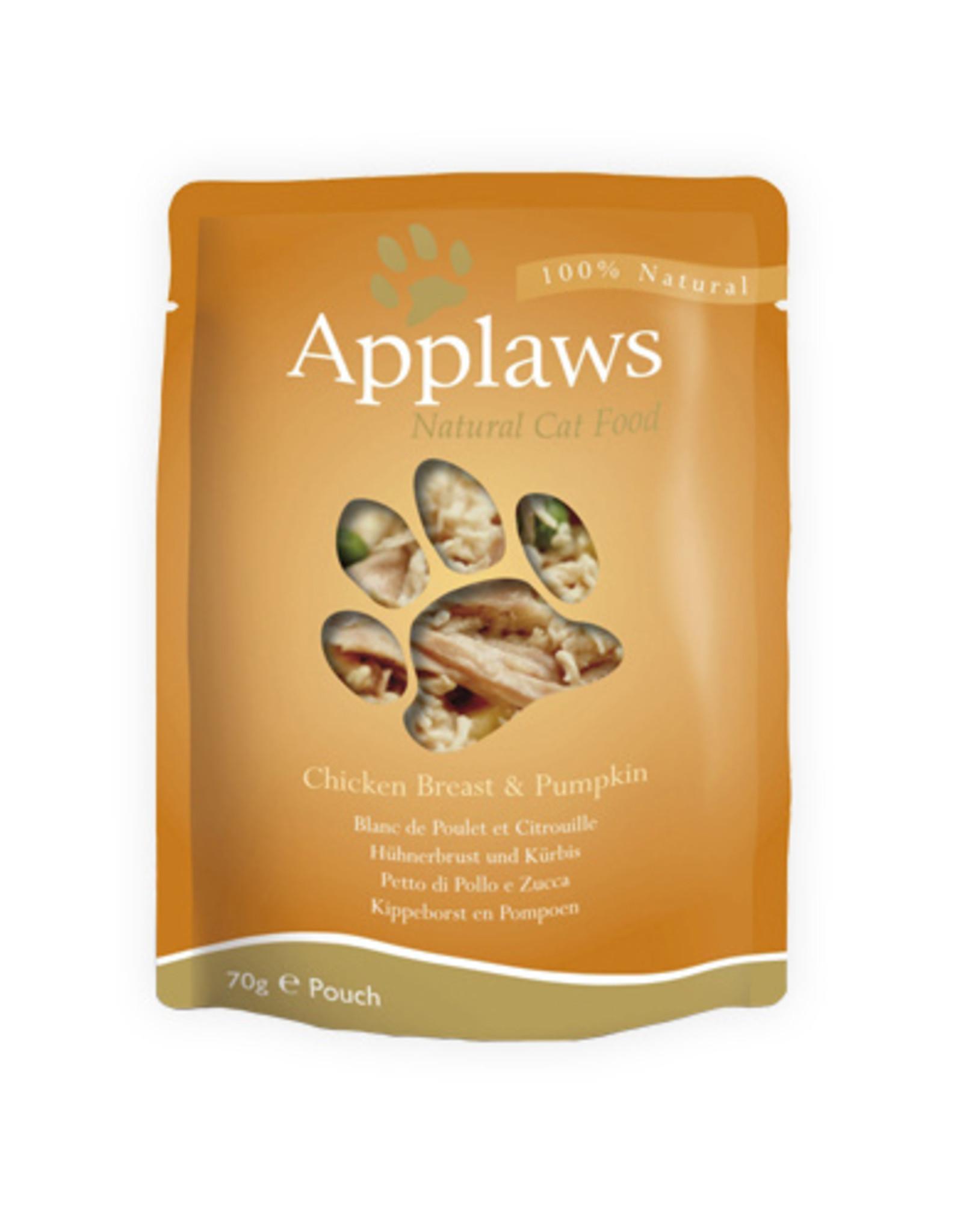 Applaws Applaws - pouch - zakje - Chicken Breast & Pumpkin