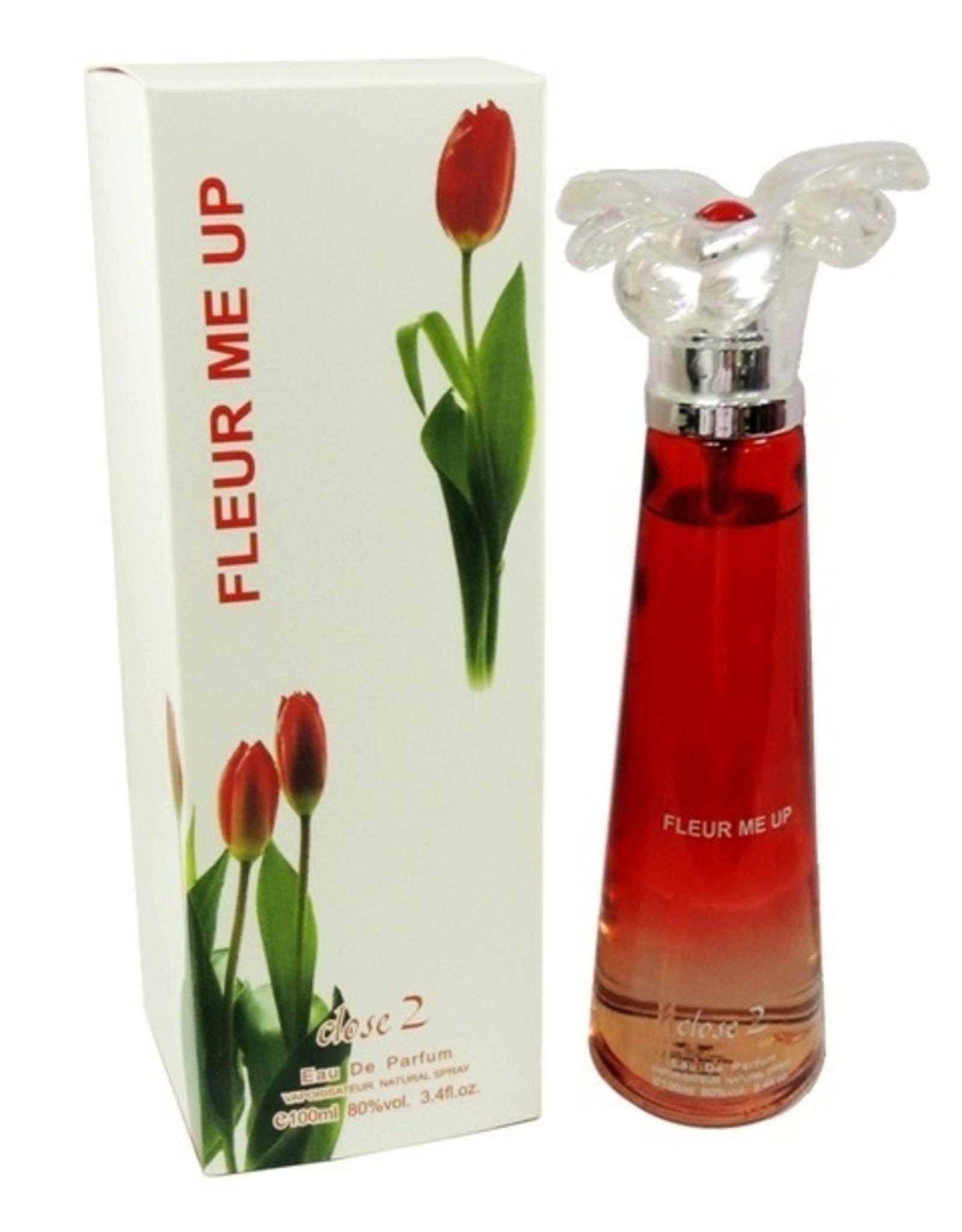Close 2 parfums Fleur me up EDP 100 ml
