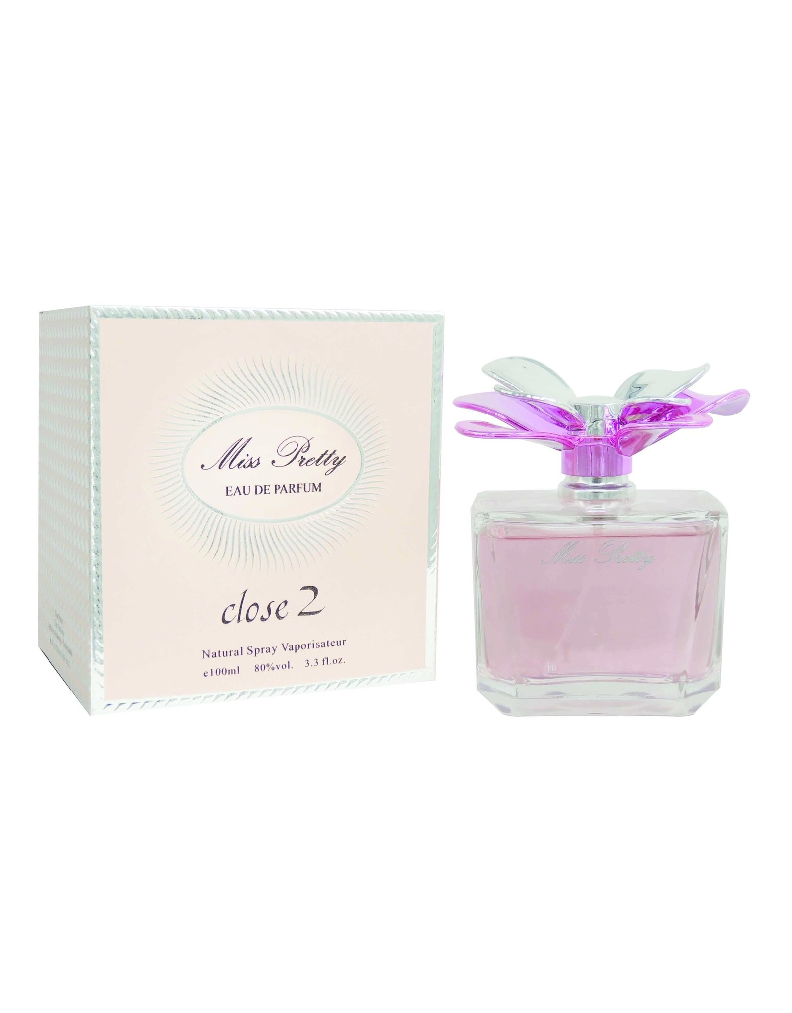 Close 2 parfums Miss Pretty EDP 100 ml