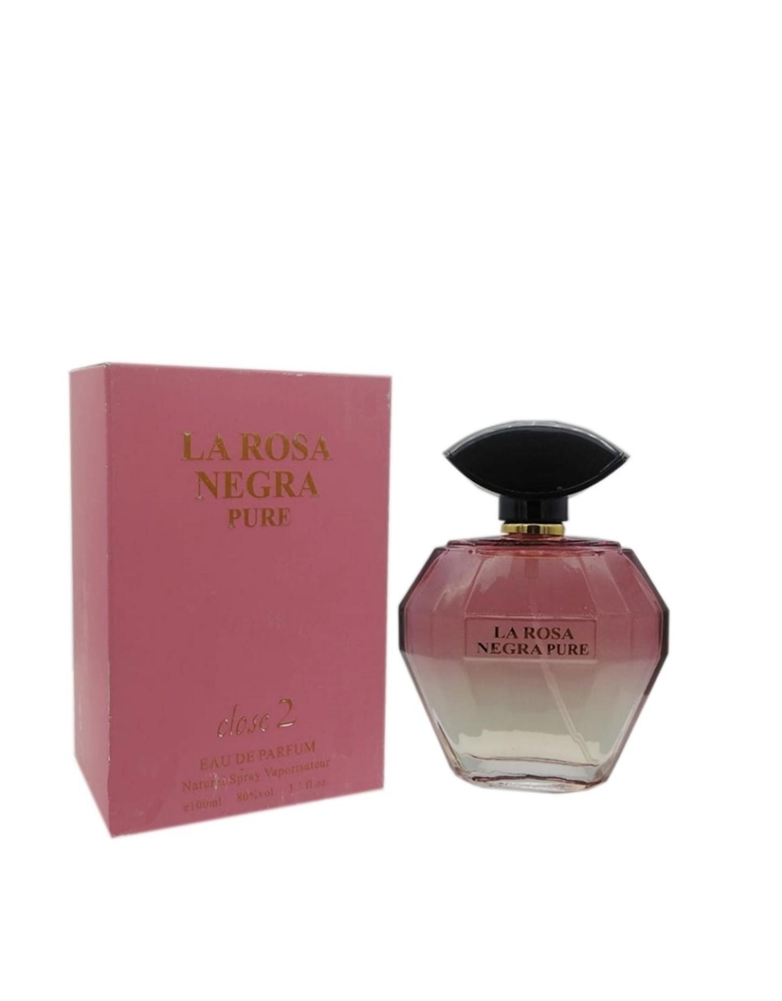 Close 2 parfums La rosa Negra pure EDP 100 ml