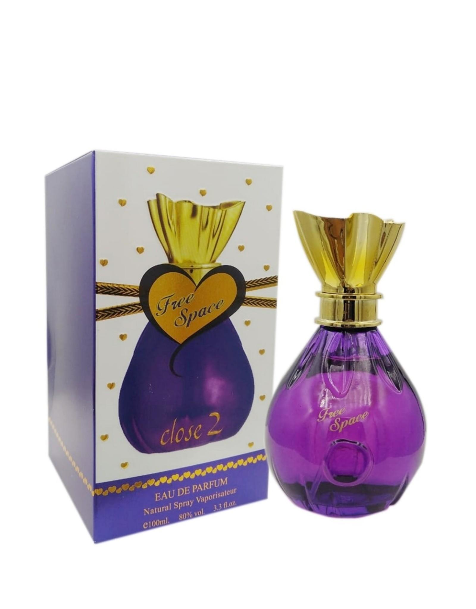 Close 2 parfums Free Space EDP 100 ml