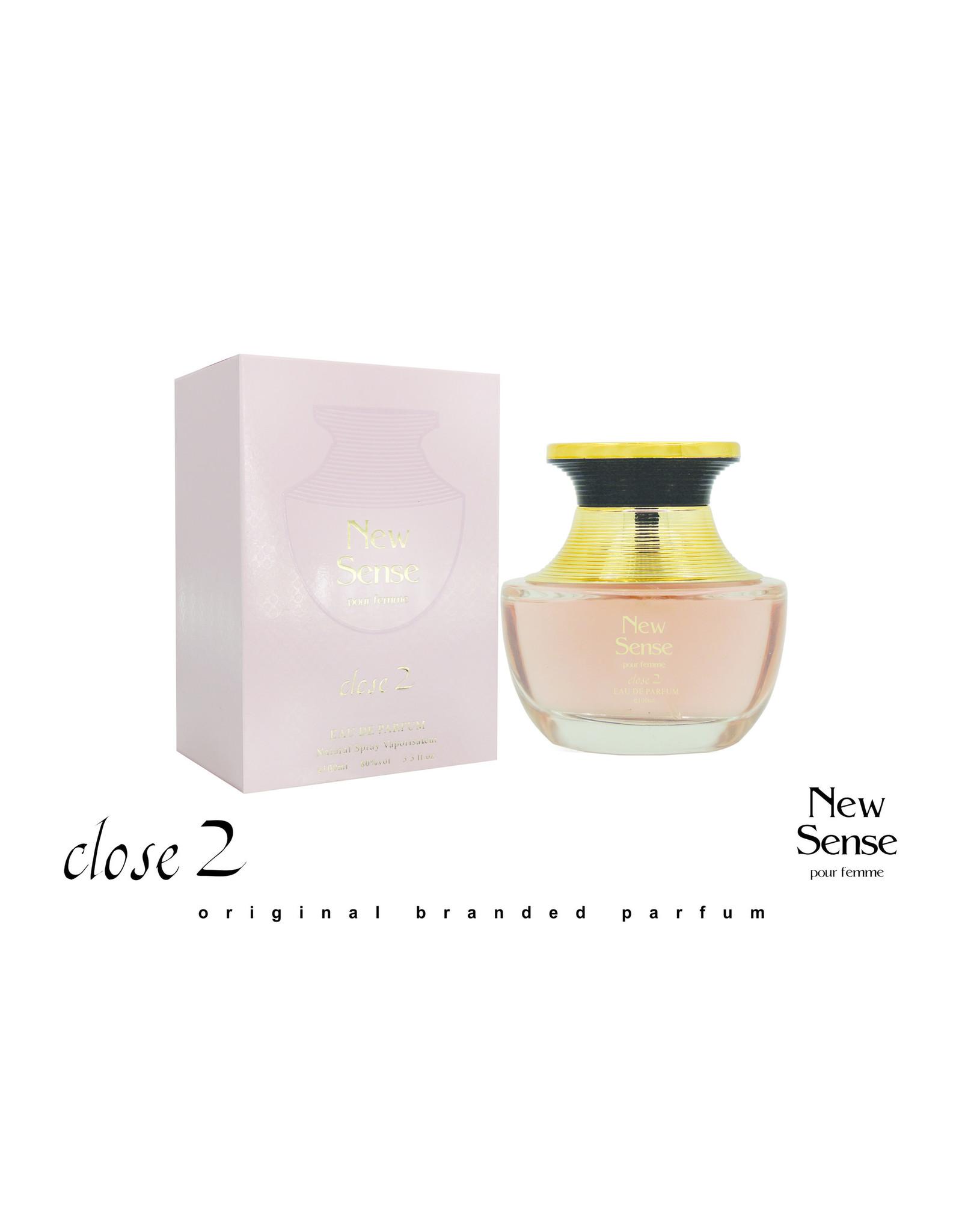 Close 2 parfums New sense ED 100 ml