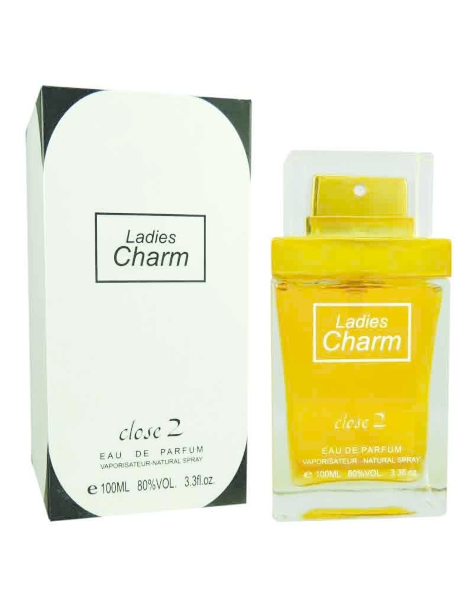 Close 2 parfums Ladies Charm EDP 100 ml