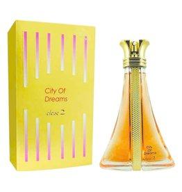 Close 2 parfums City of dreams