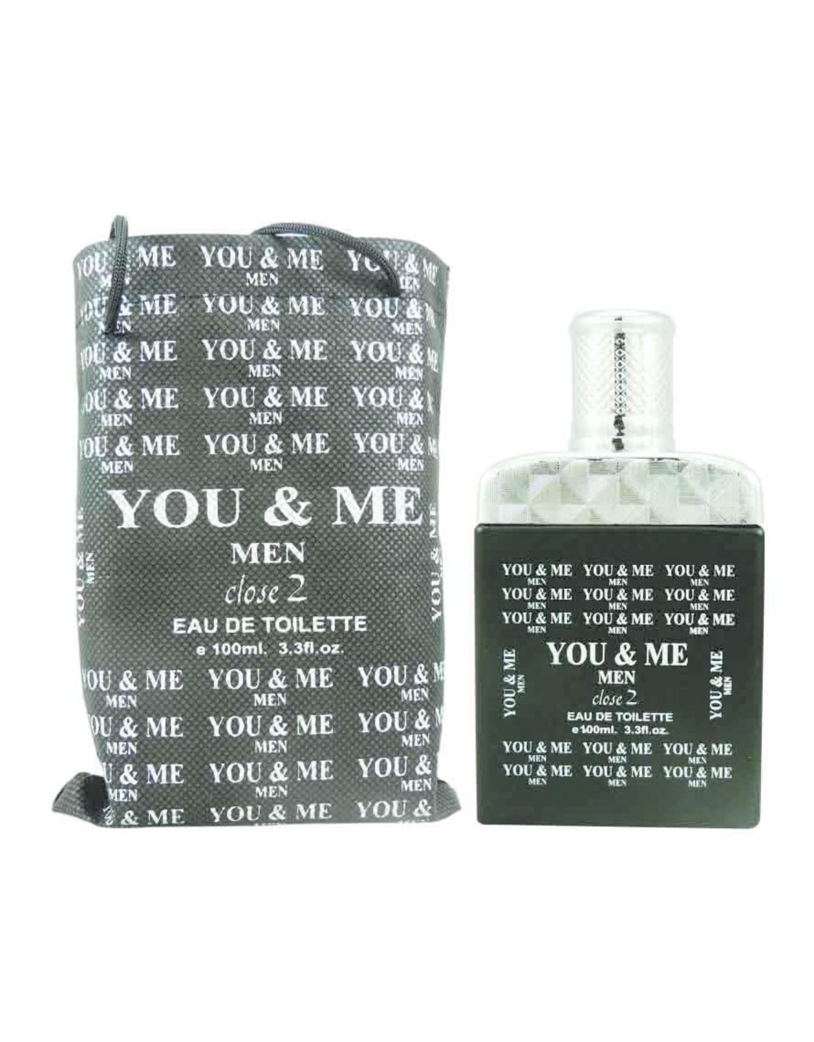 Close 2 parfums You & Me EDT 100 ml