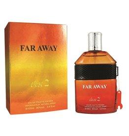 Close 2 parfums Far Away