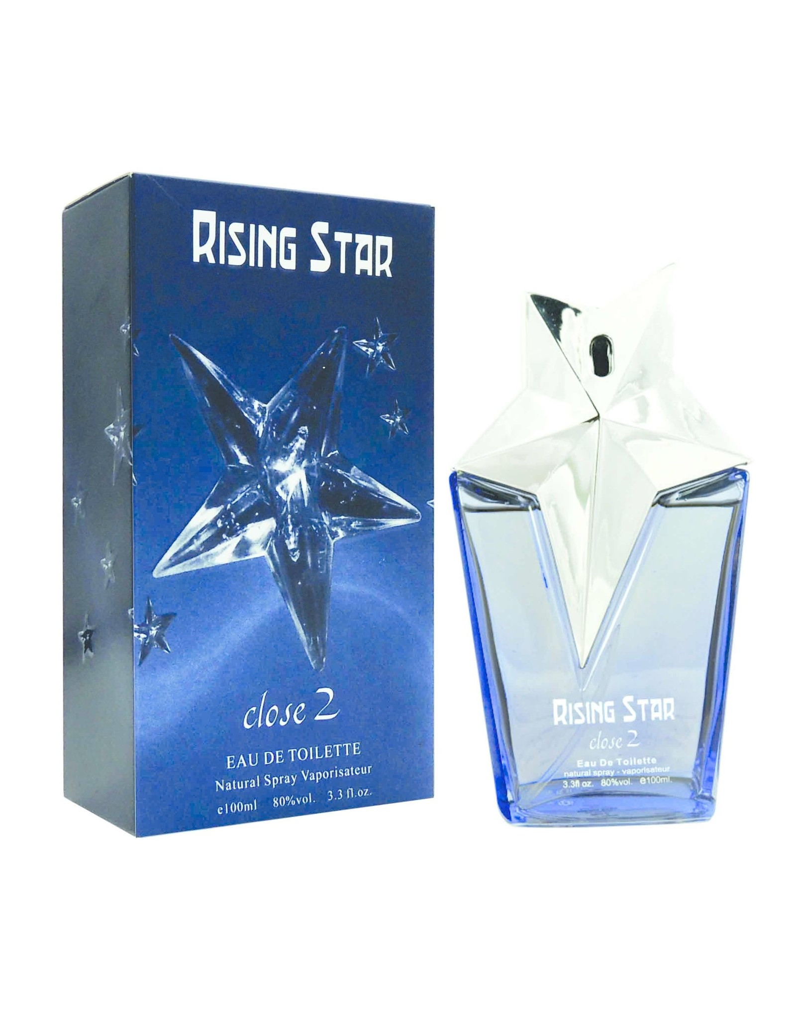 Close 2 parfums Rising star EDT 100 ml