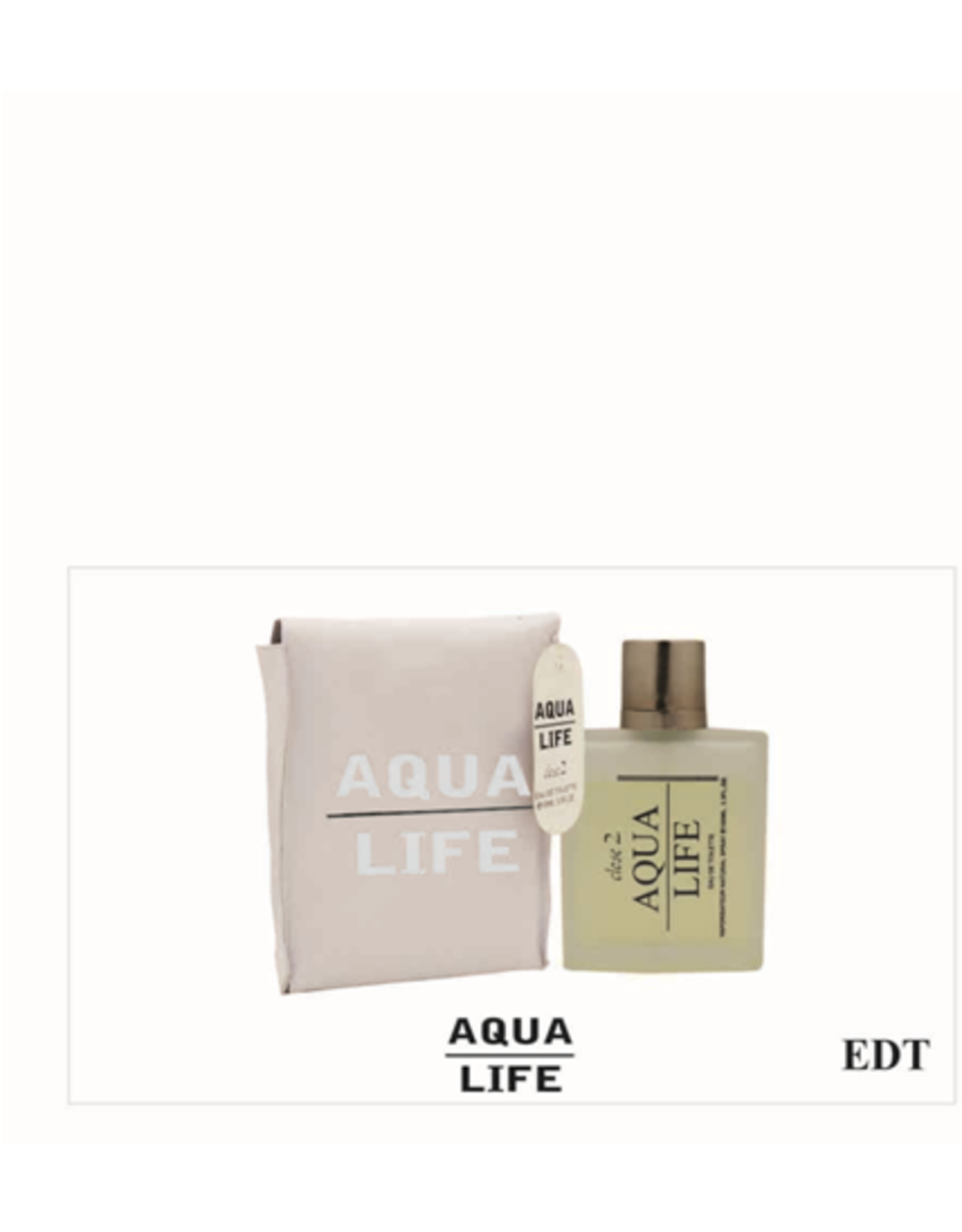 Close 2 parfums Aqua Life EDP 100 ml