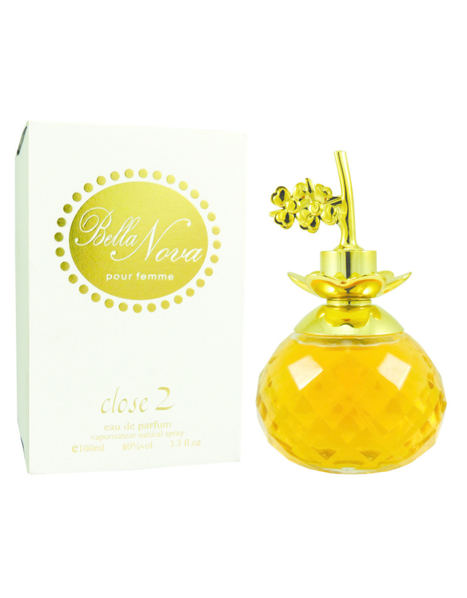 Close 2 parfums Bella Nova EDP 100 ml