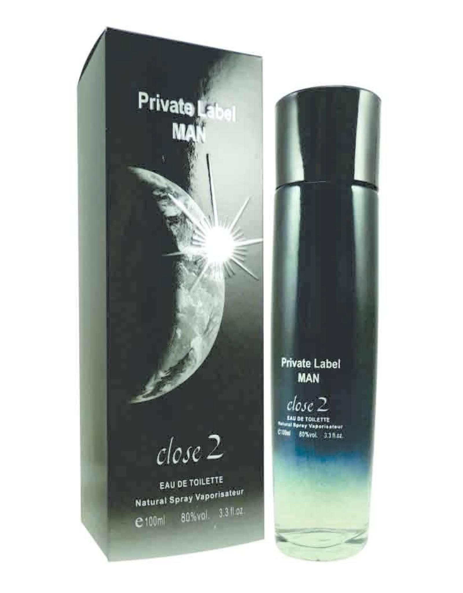 Close 2 parfums Private label EDT 100 ml