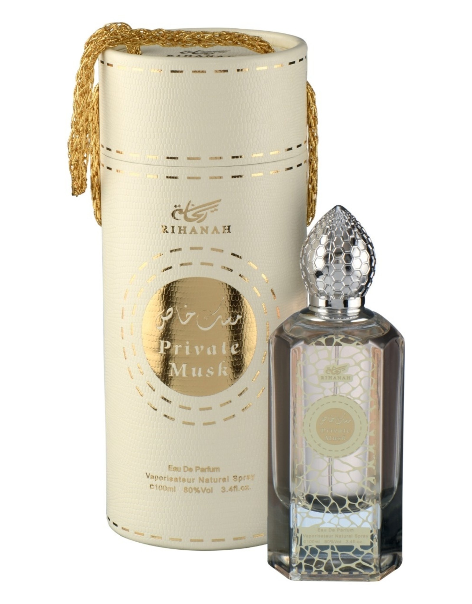 Niche Parfums Private musk EDP 100 ml