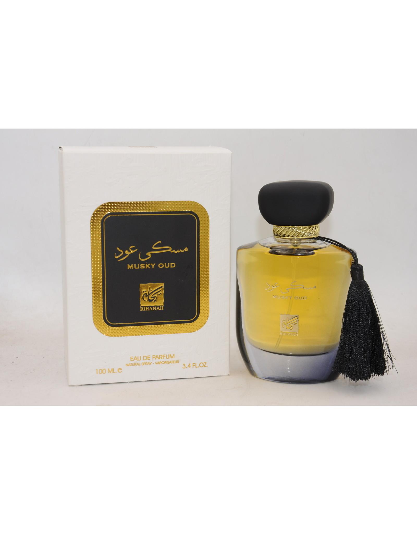 Niche Parfums Musky oud EDP 100 ml