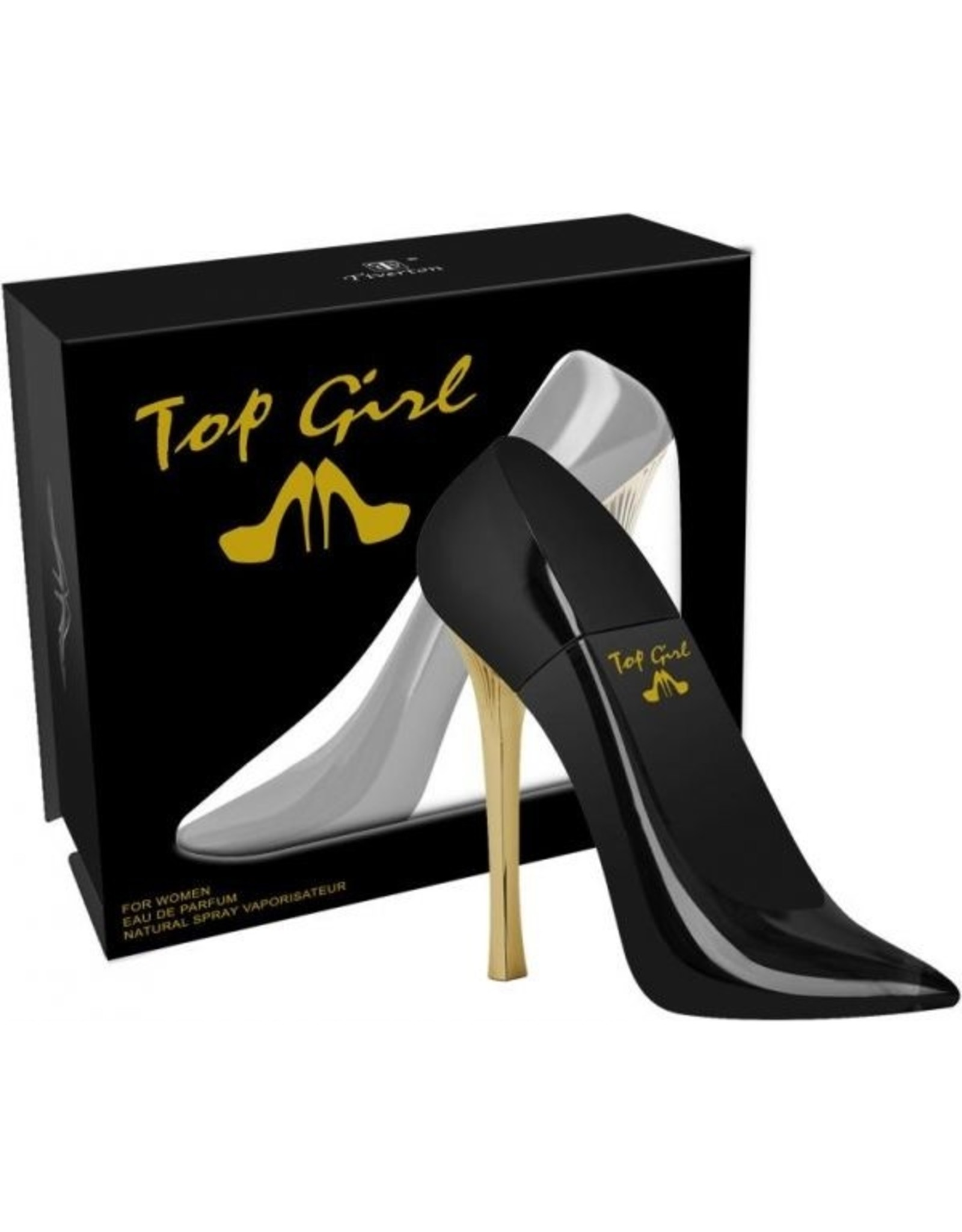 Tiverton Top girl black EDP 100 ml