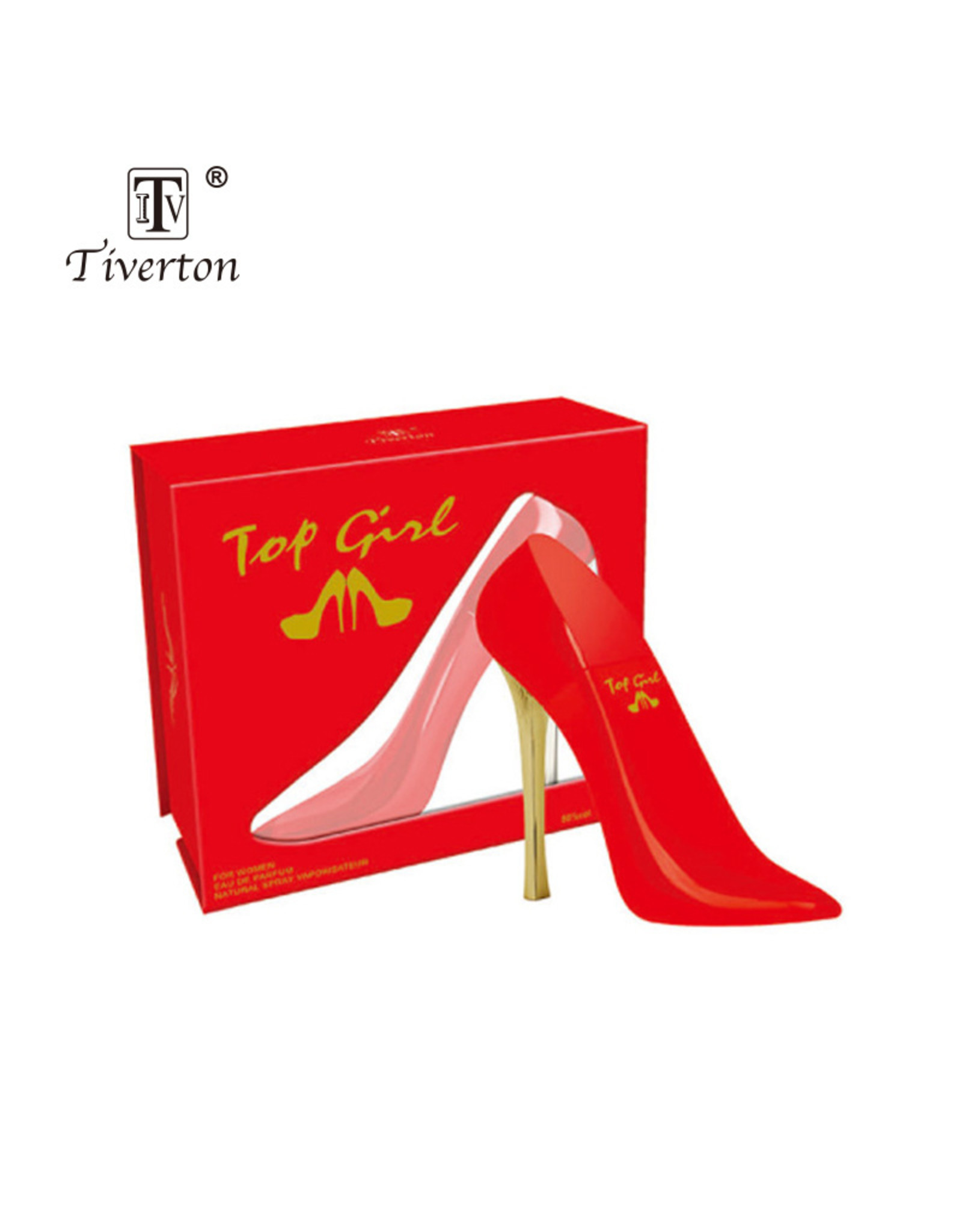 Tiverton Top Girl Red EDP 100 ml