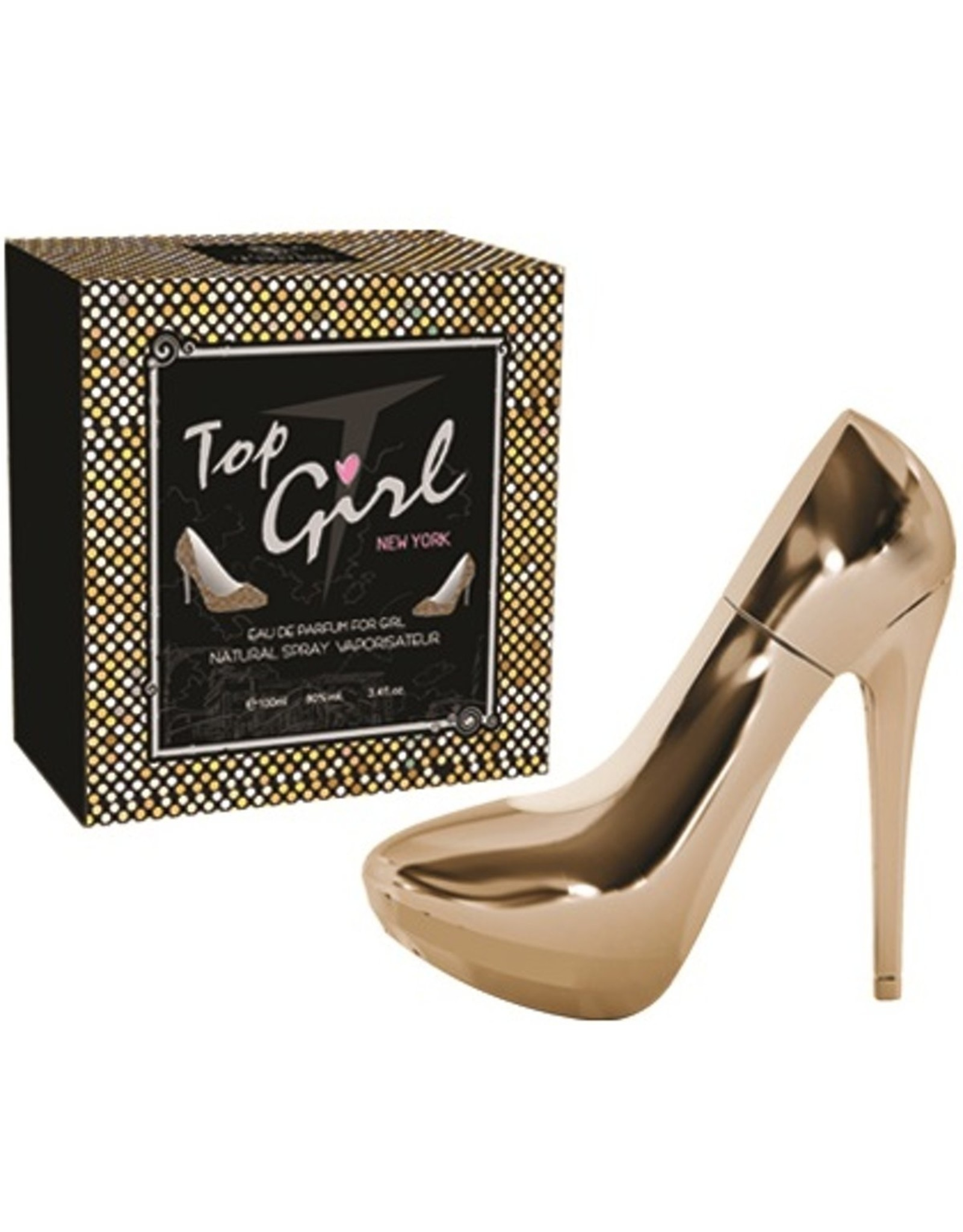 Tiverton Top Girl New York EDP 100 ml