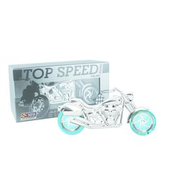 Tiverton Top speed Silver