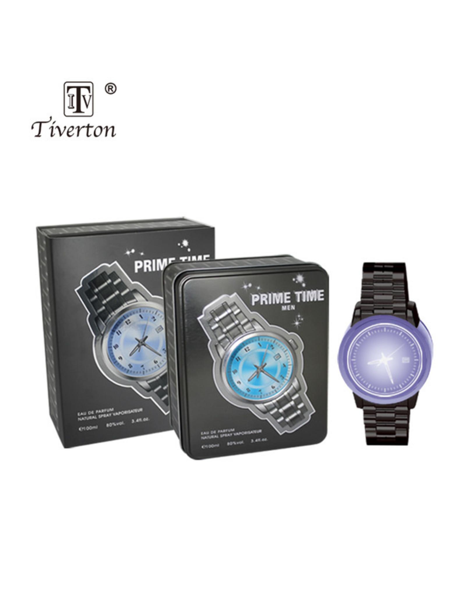 Tiverton Prime Time black EDT 100 ml