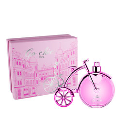 Tiverton Go chic pink
