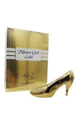 Close 2 parfums Milano Girl  gold EDP 100 ml for women