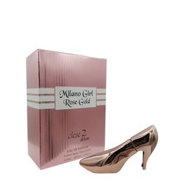 Close 2 parfums Milano Girl rose gold Eau de Parfum