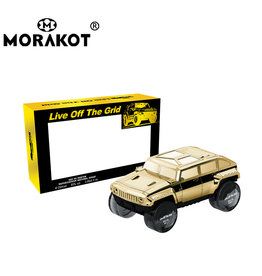 Morakot Live of the Grid Eau de parfum