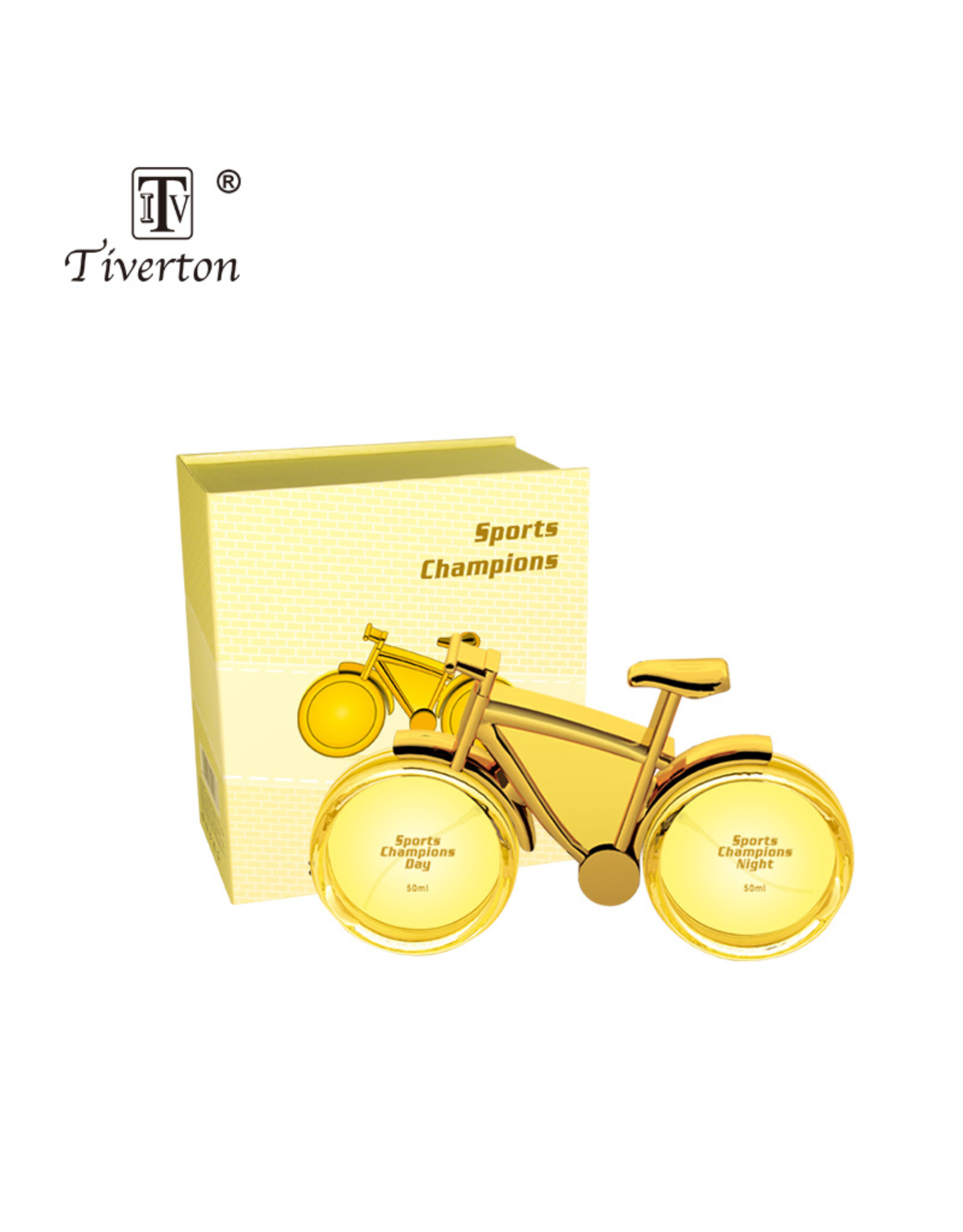 Tiverton Sports Champions 100 ml EDP dames