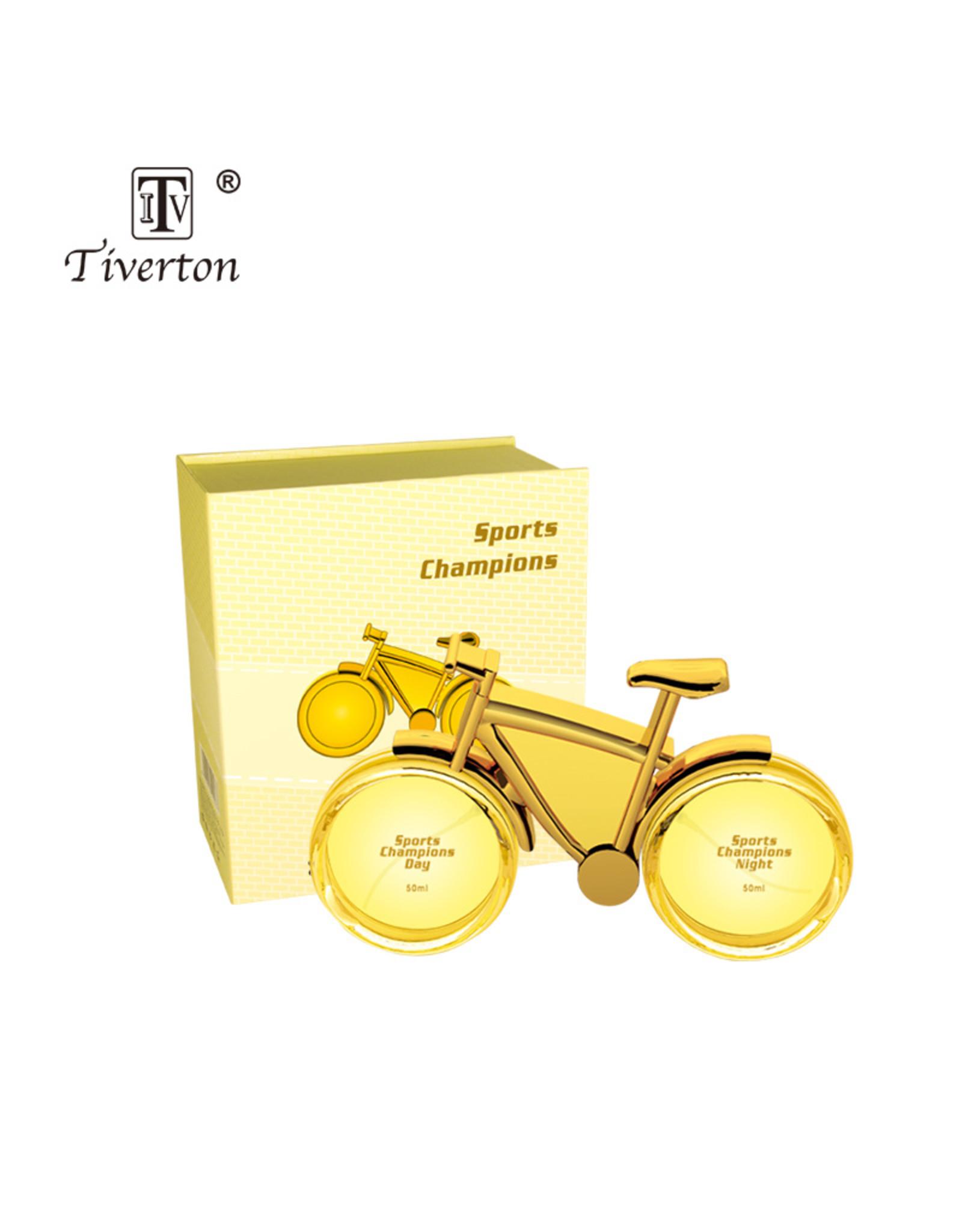 Tiverton Sports Champions 100 ml EDP women