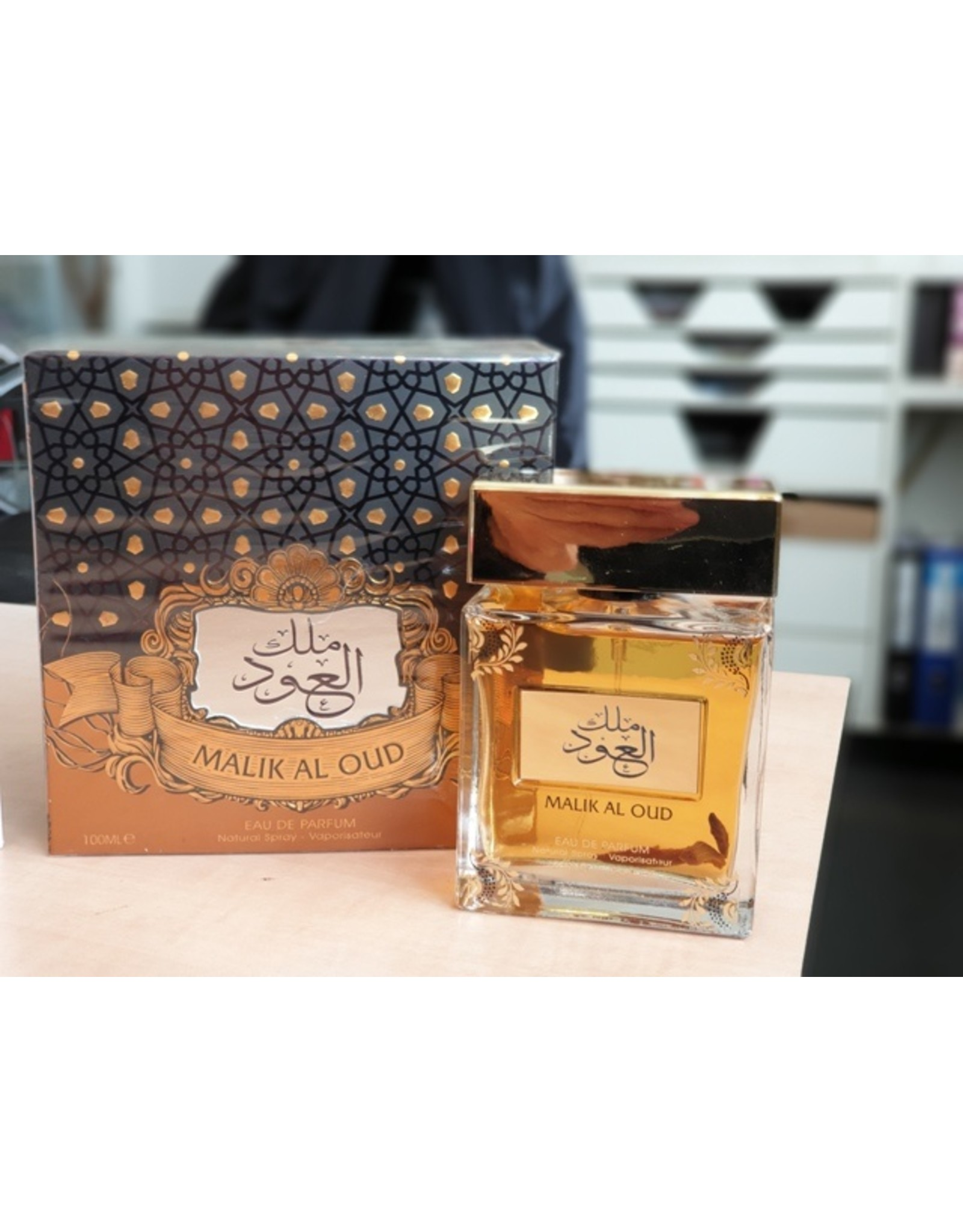Niche Parfums Malik al Oud 100 ml EDP