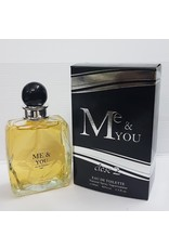 Close 2 parfums Me & you 100 ml EDT men