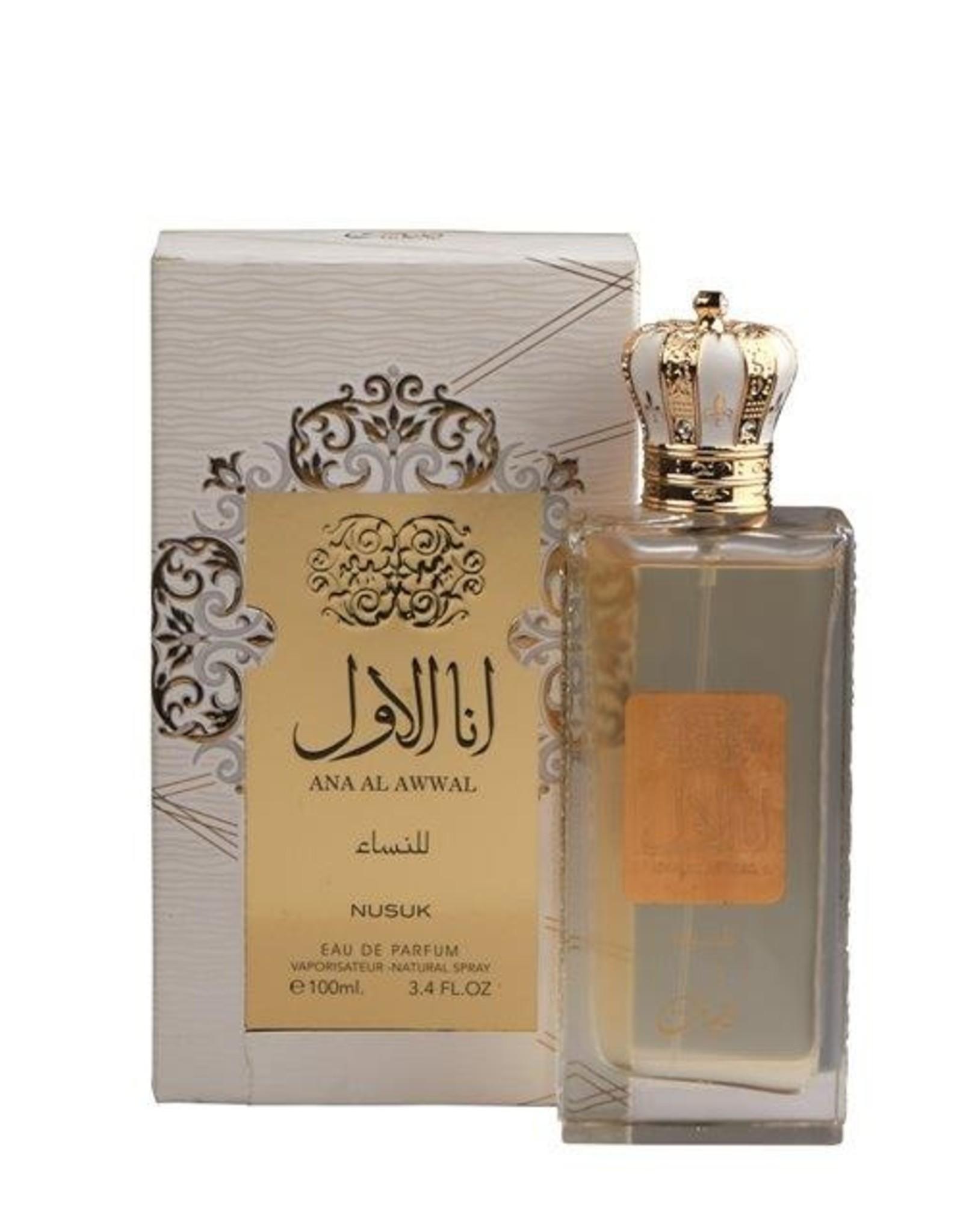 Niche Parfums Ana al Awal  EDP 100 ml Dames