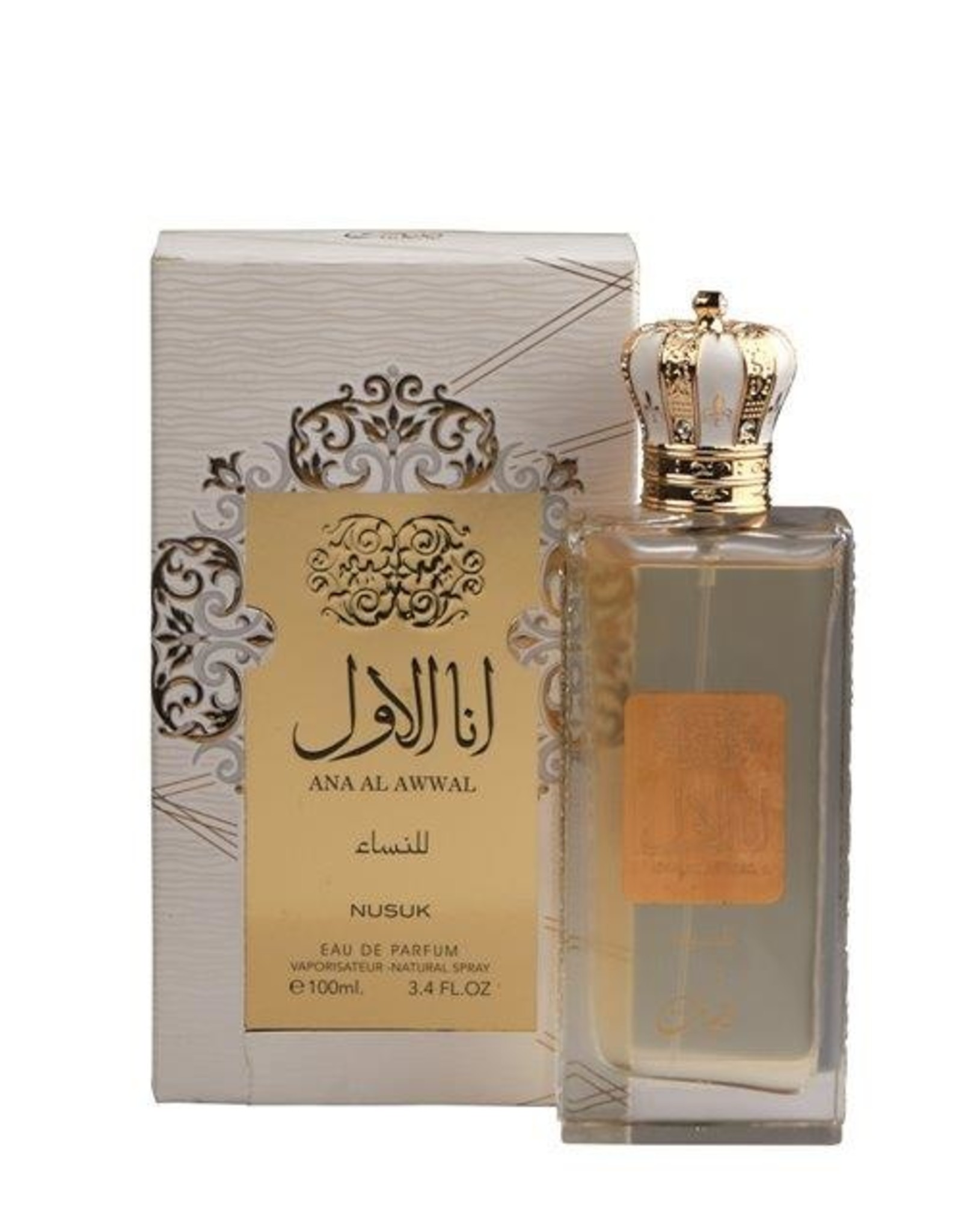 Niche Parfums Ana al Awal  EDP 100 ml femme
