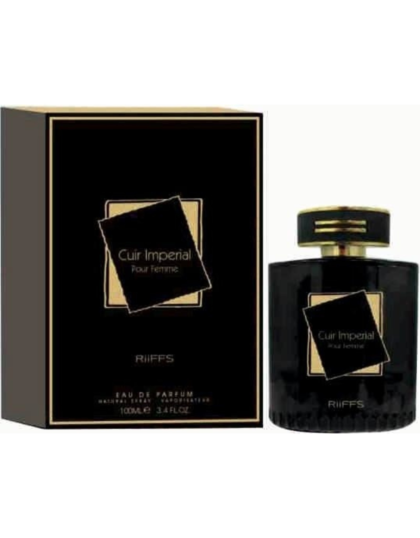 RIFFS Cuir Imperial EDP 100 ml