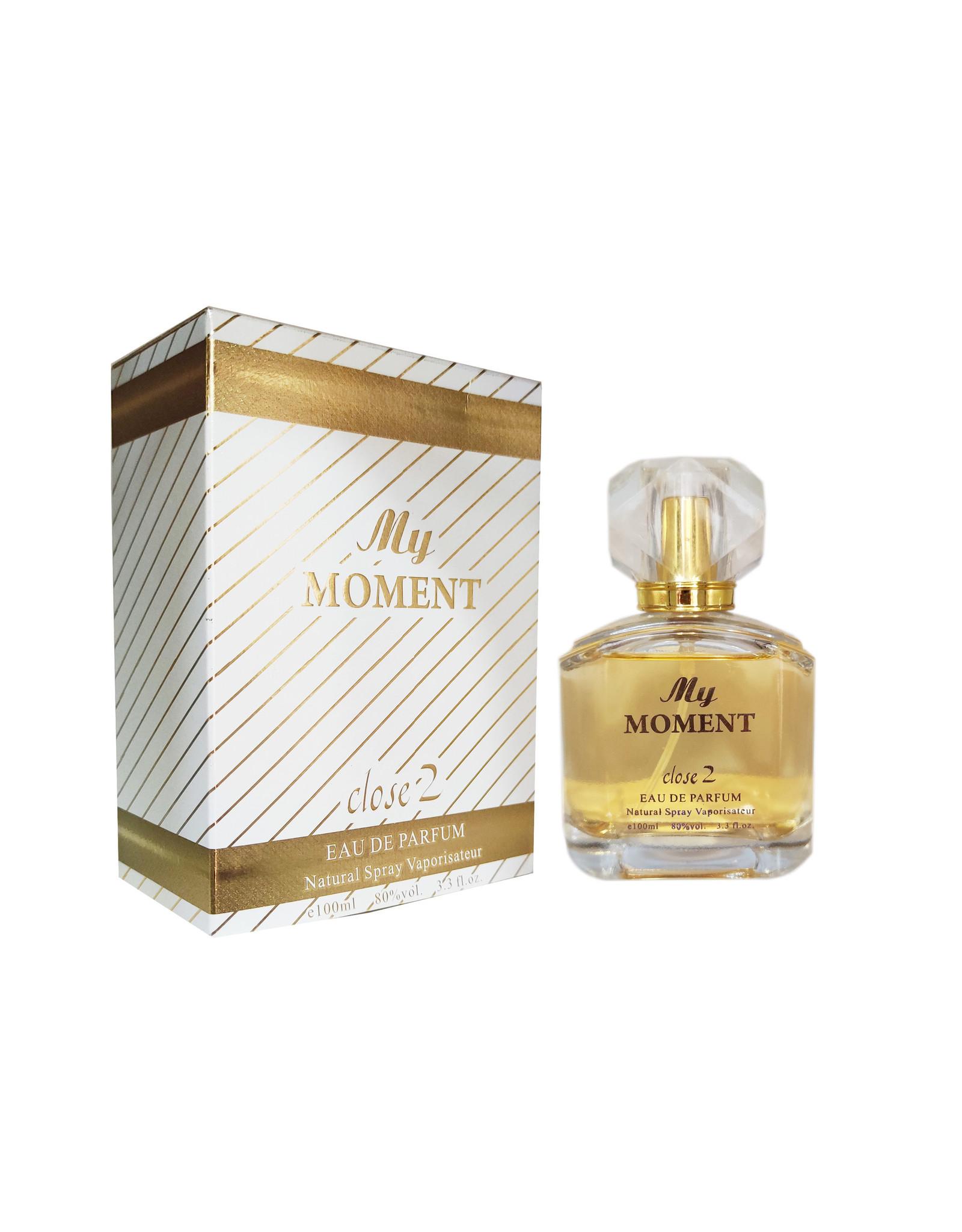 Close 2 parfums My Moment EDP 100 ml