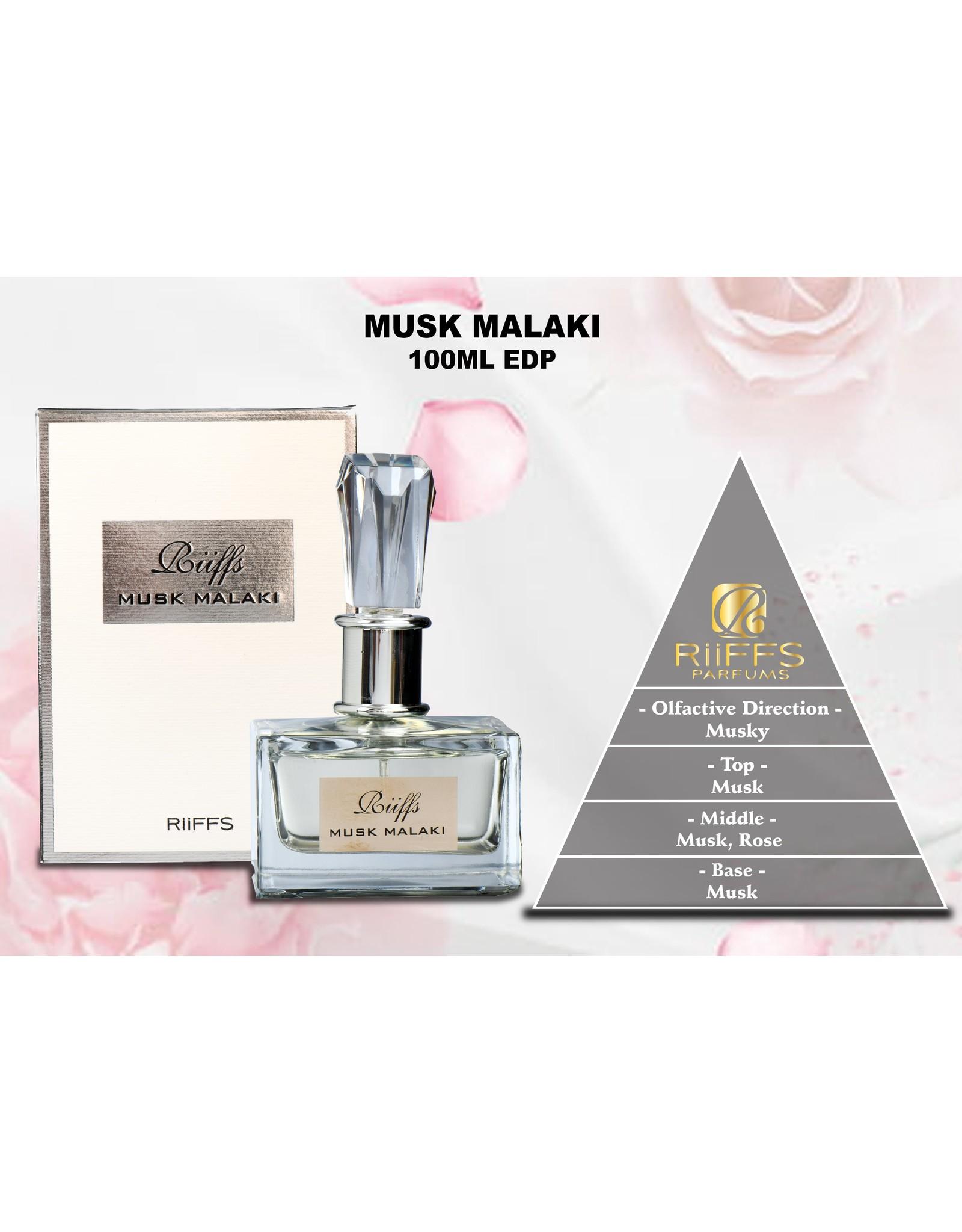 RIFFS Musk Malaki Eau de Parfum 100 ml