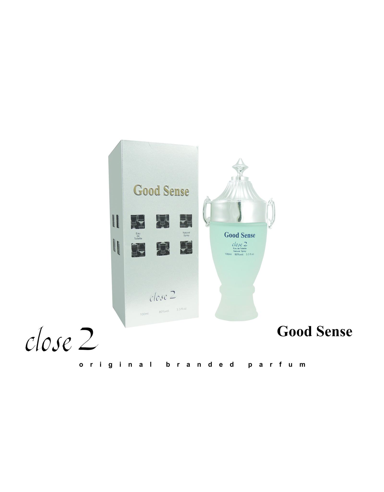 Close 2 parfums Good Sense EDT 100 ml