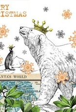 Servetten 33x33 cm - Polar Christmas
