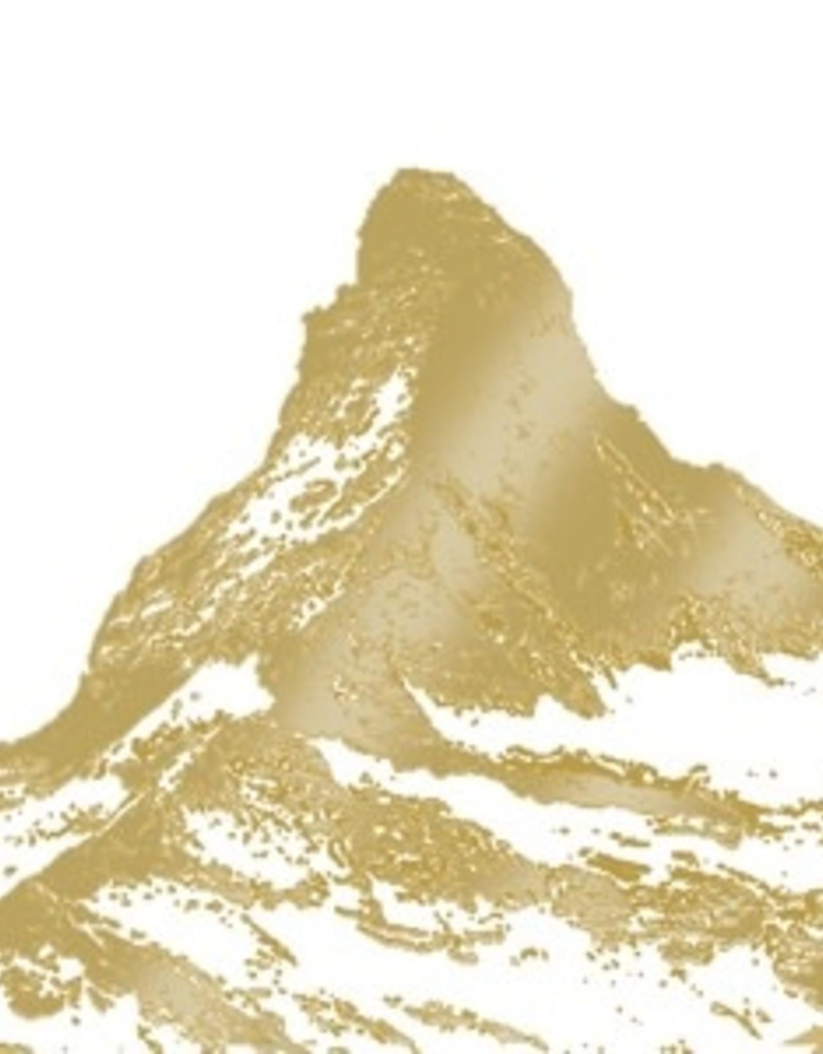 Servetten 33x33 cm - Gold Mountain