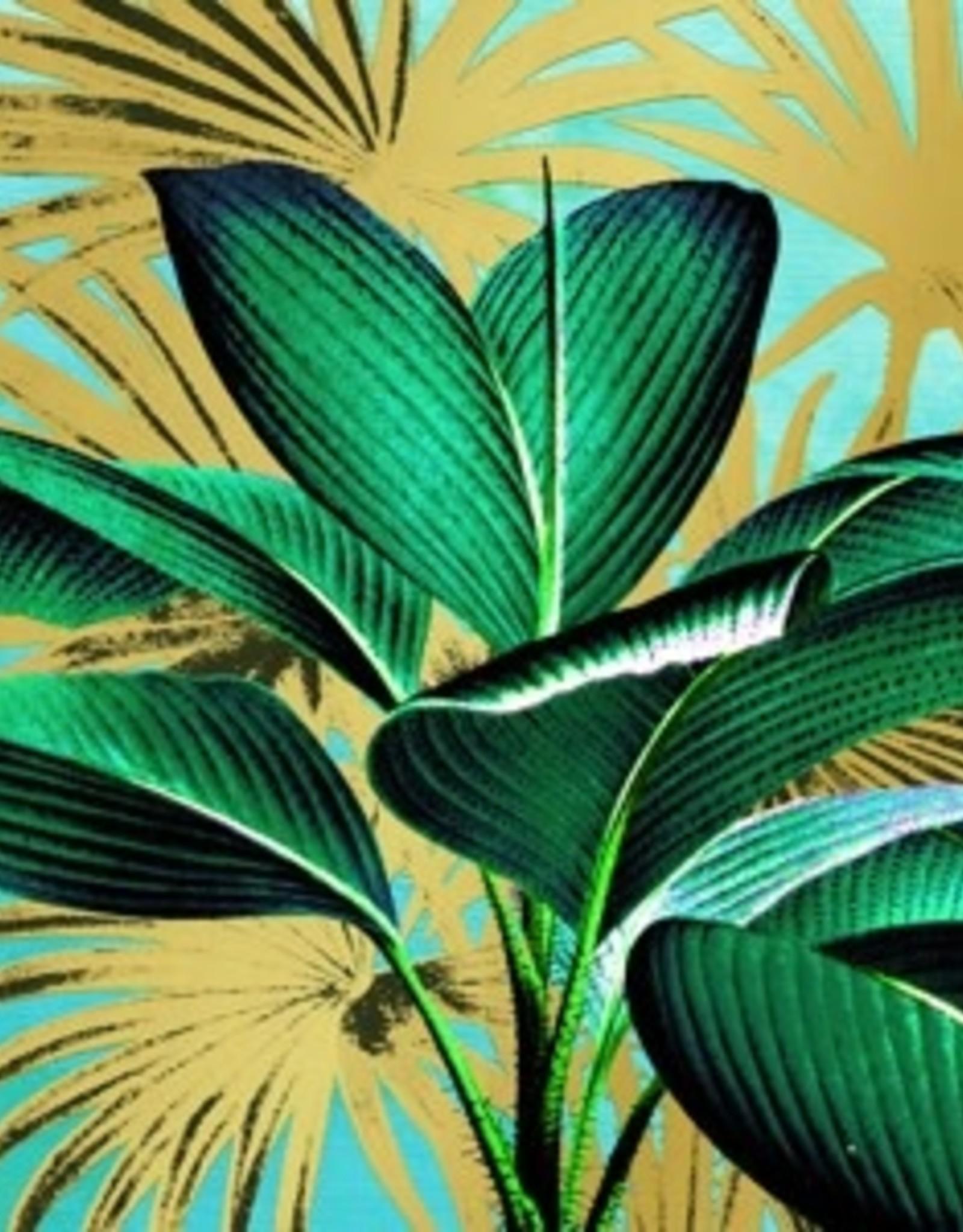 Servetten 33x33 cm - Tropical Leaves