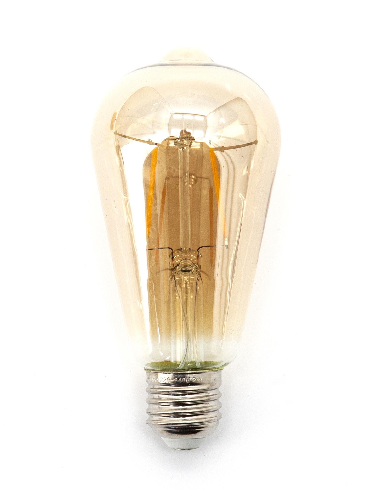 Lamp Edison - 2W - niet dimbaar